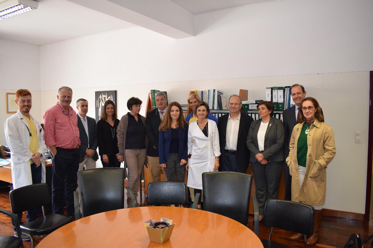 Primeira portuguesa acreditada pela Federação Europeia da Dor é do SESARAM