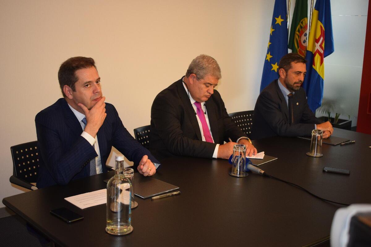 Governo Regional garante plano alternativo em caso de falha do Sistema Integrado de Redes de Emergência e Segurança de Portugal - SIRESP