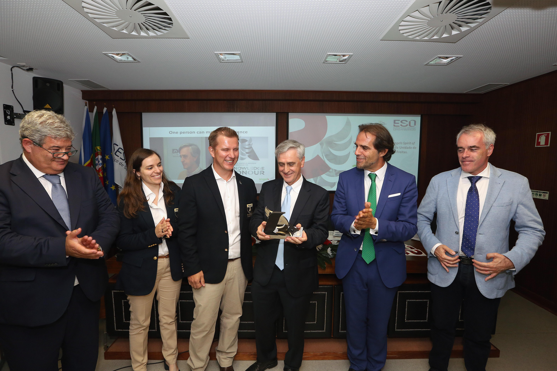 Coordenador da Unidade de AVC do SESARAM recebeu prémio europeu