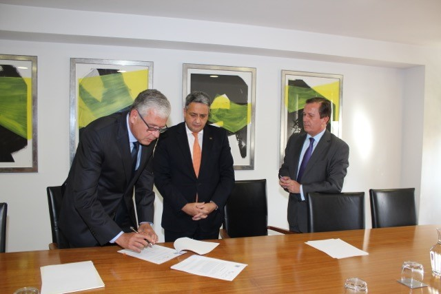 SRS assinou protocolo com a ACSS