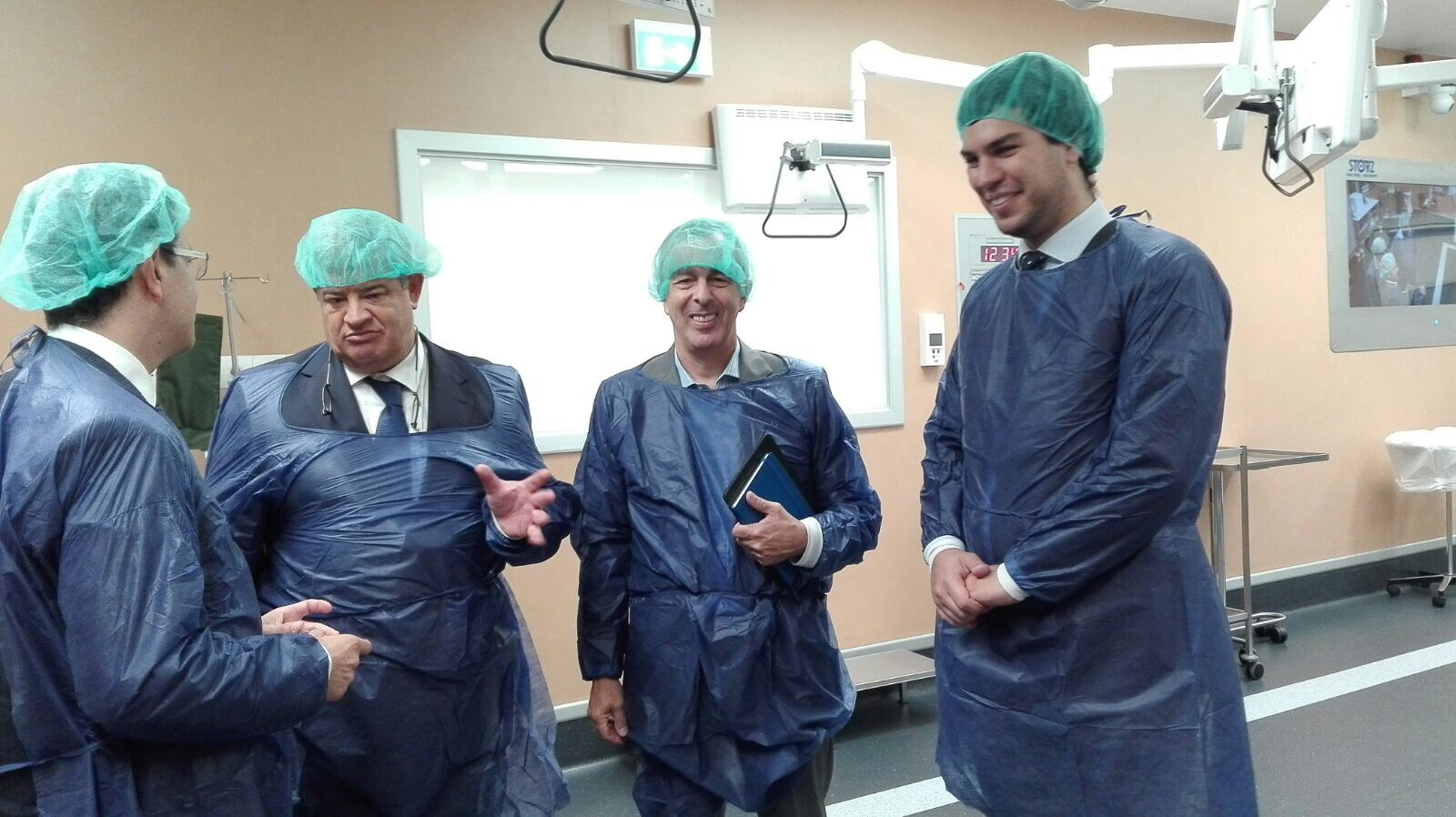Pedro Ramos prepara área tecnológica e científica do Novo Hospital