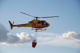 Governo Regional assegura meio aéreo para o combate aos incêndios na Região