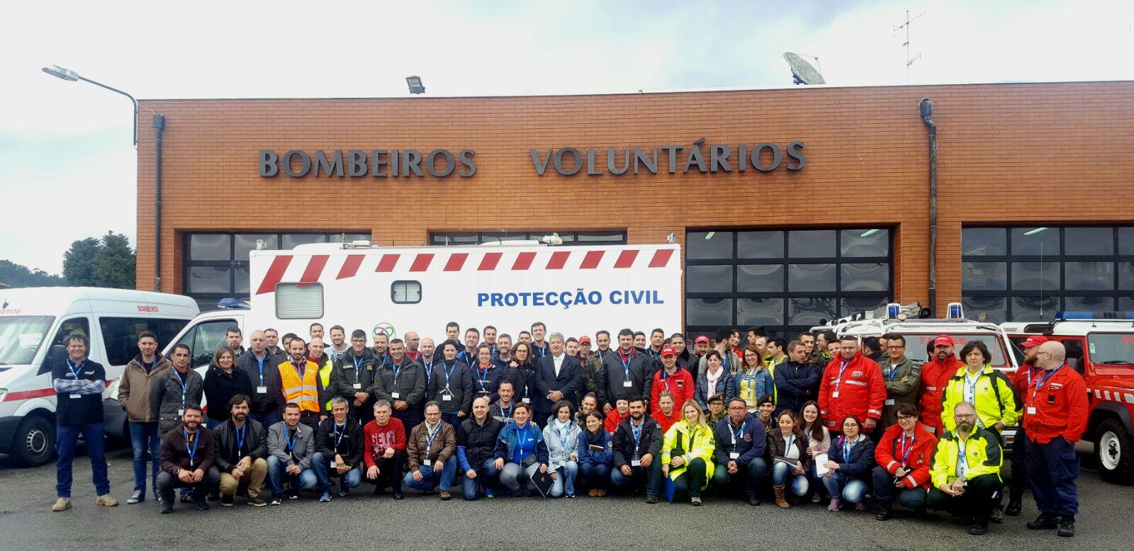 Madeira já formou mais de mil profissionais na resposta à catástrofe em todo o país