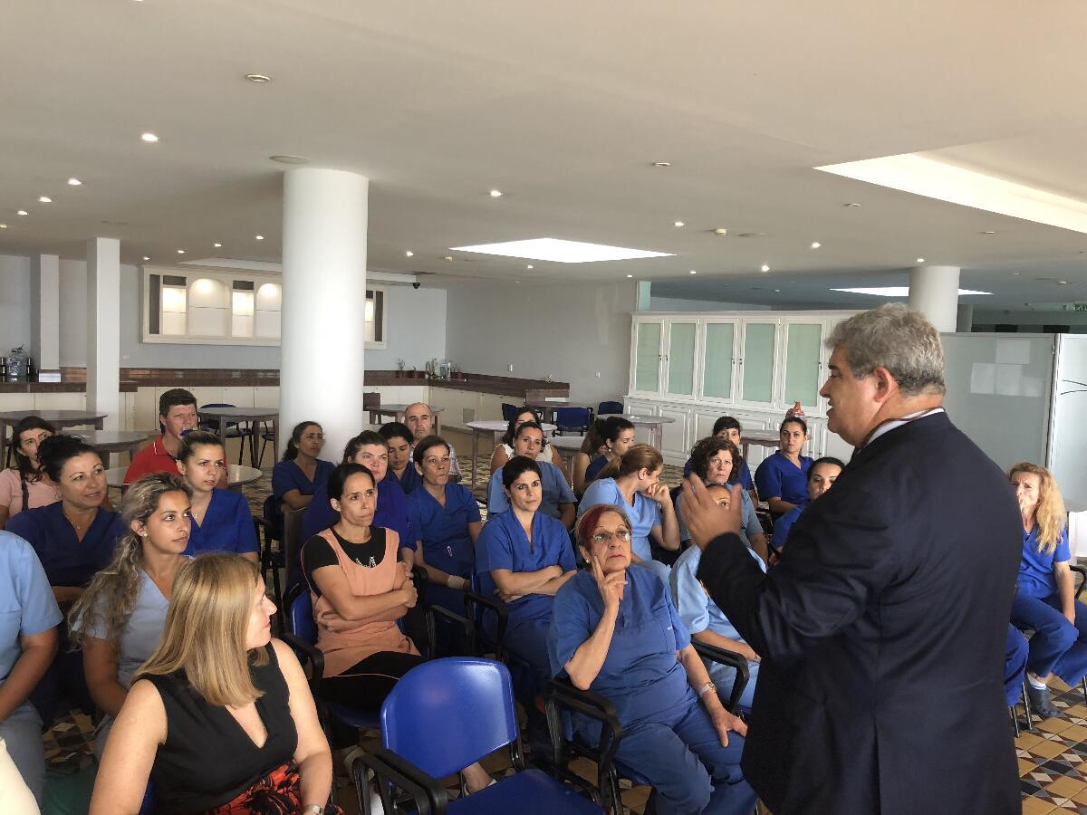 Governo Regional diferencia-se do Governo da República pelo forte investimento na saúde