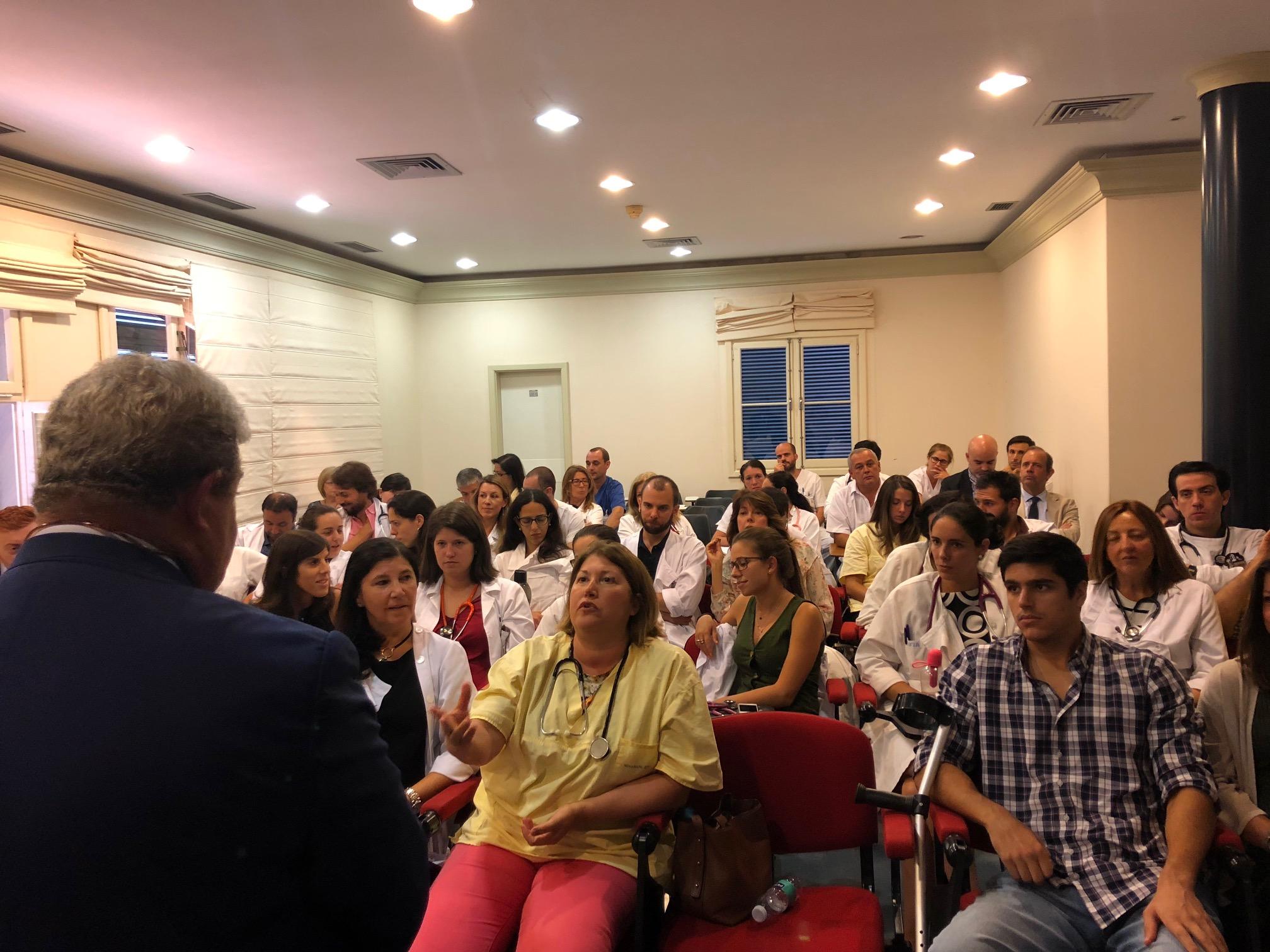 Pedro Ramos vai reunir-se com todos os serviços hospitalares