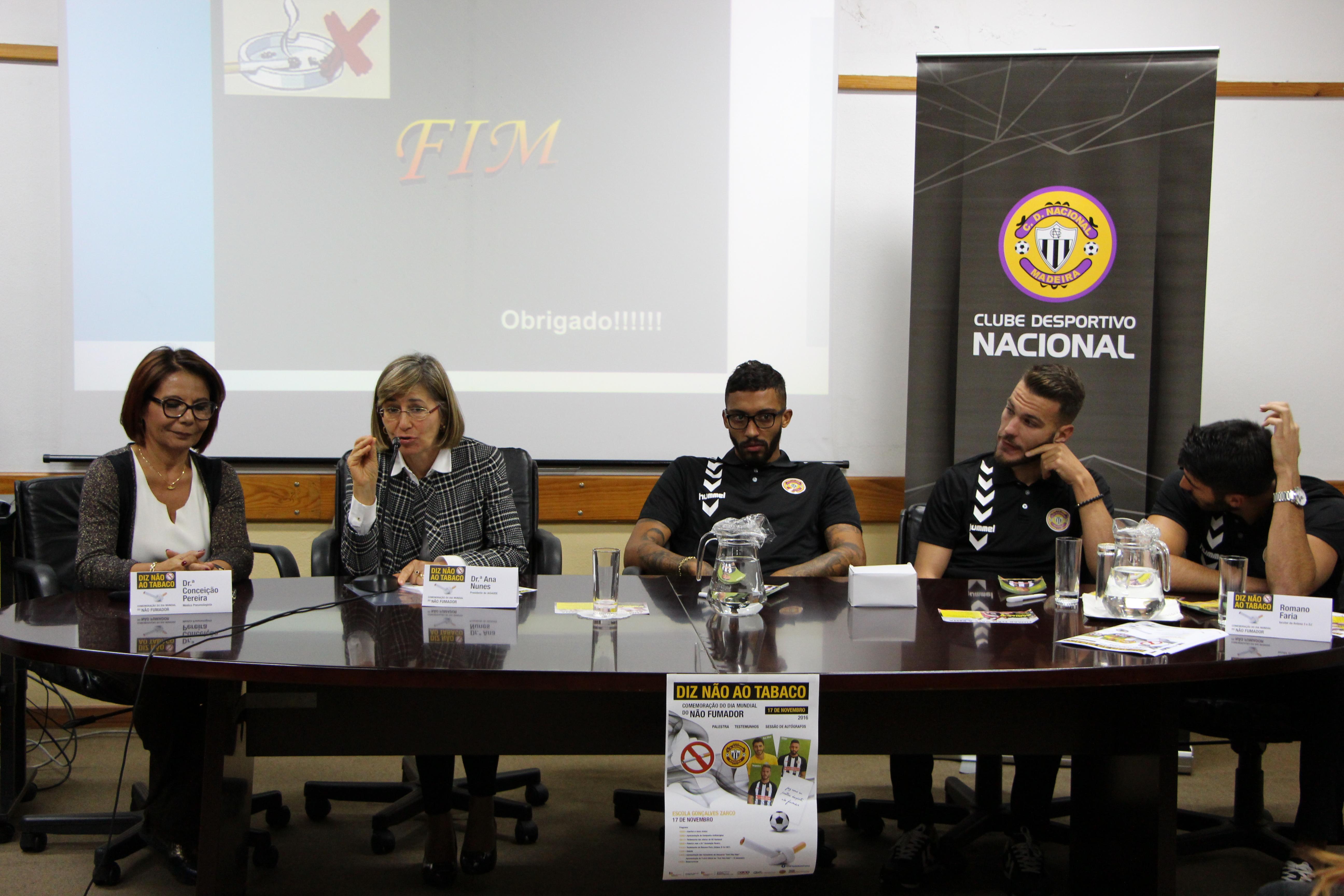 Campanha anti-tabágica 2016  premiou alunos