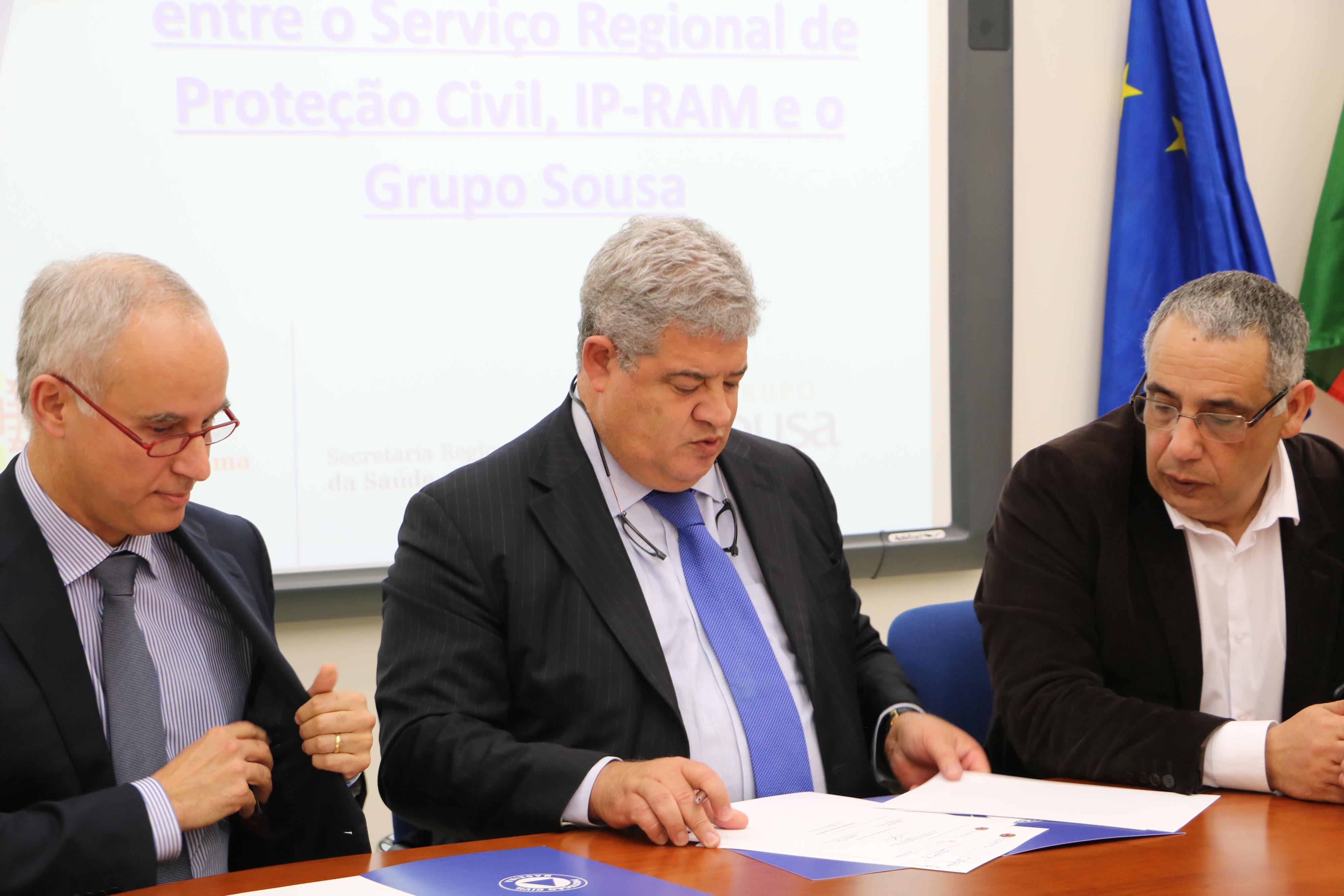 Pedro Ramos reafirma compromisso sério do Governo para com a população