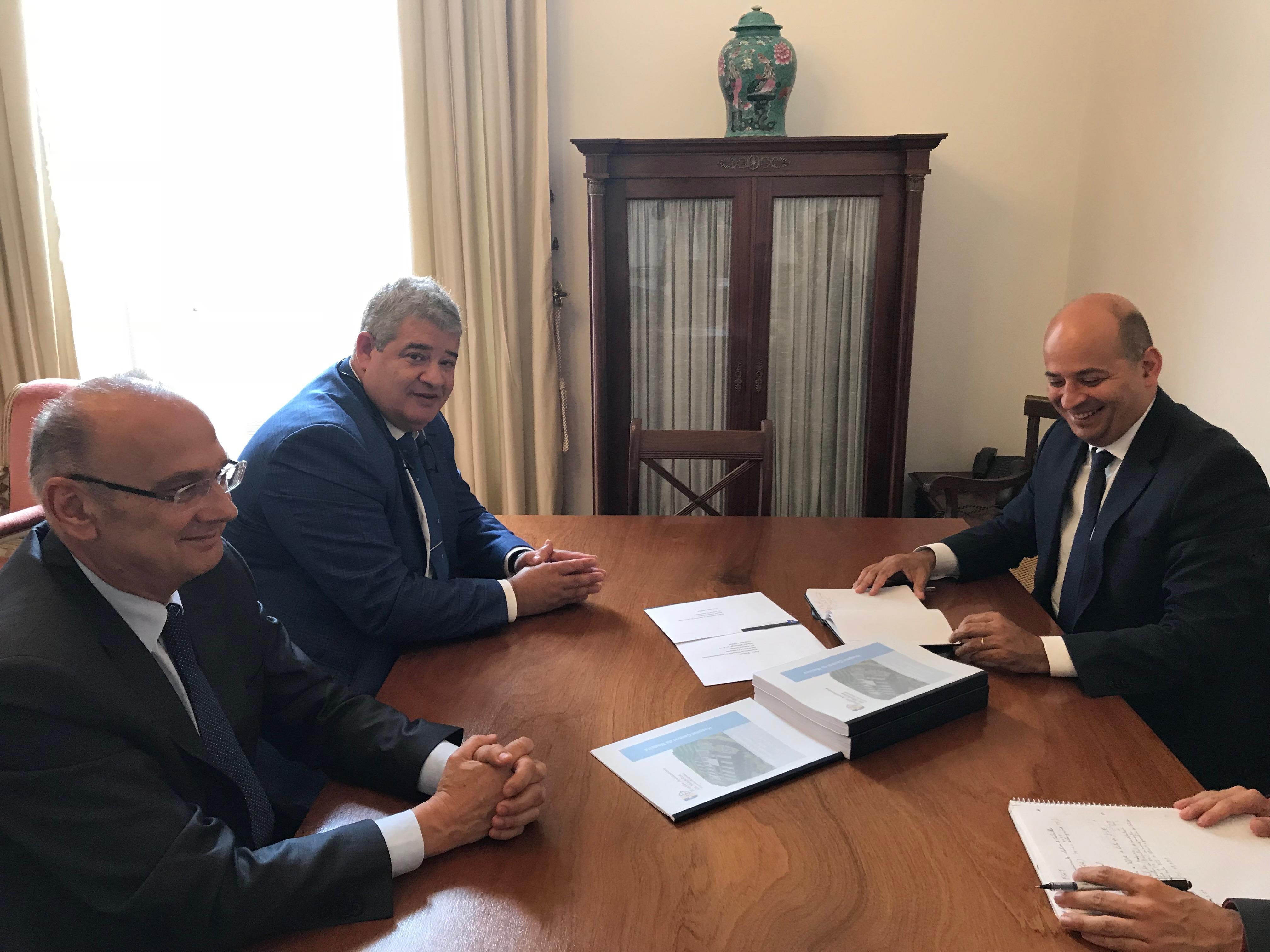 Governo Regional candidatou o novo Hospital a Projeto de Interesse Nacional