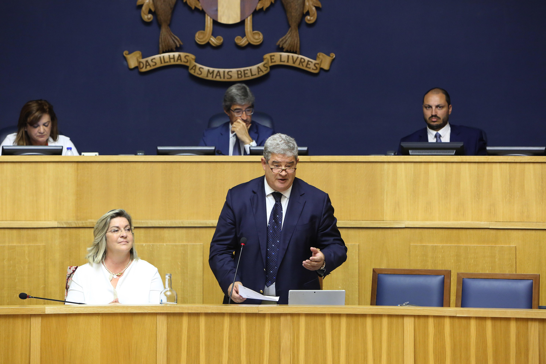 Pedro Ramos reafirma estratégia do Governo para gerir o envelhecimento