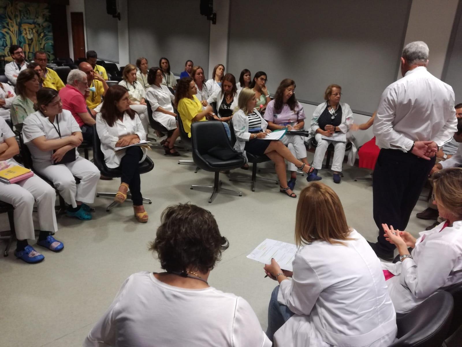 Dois pediatras irão reforçar o serviço de urgência a partir de Outubro
