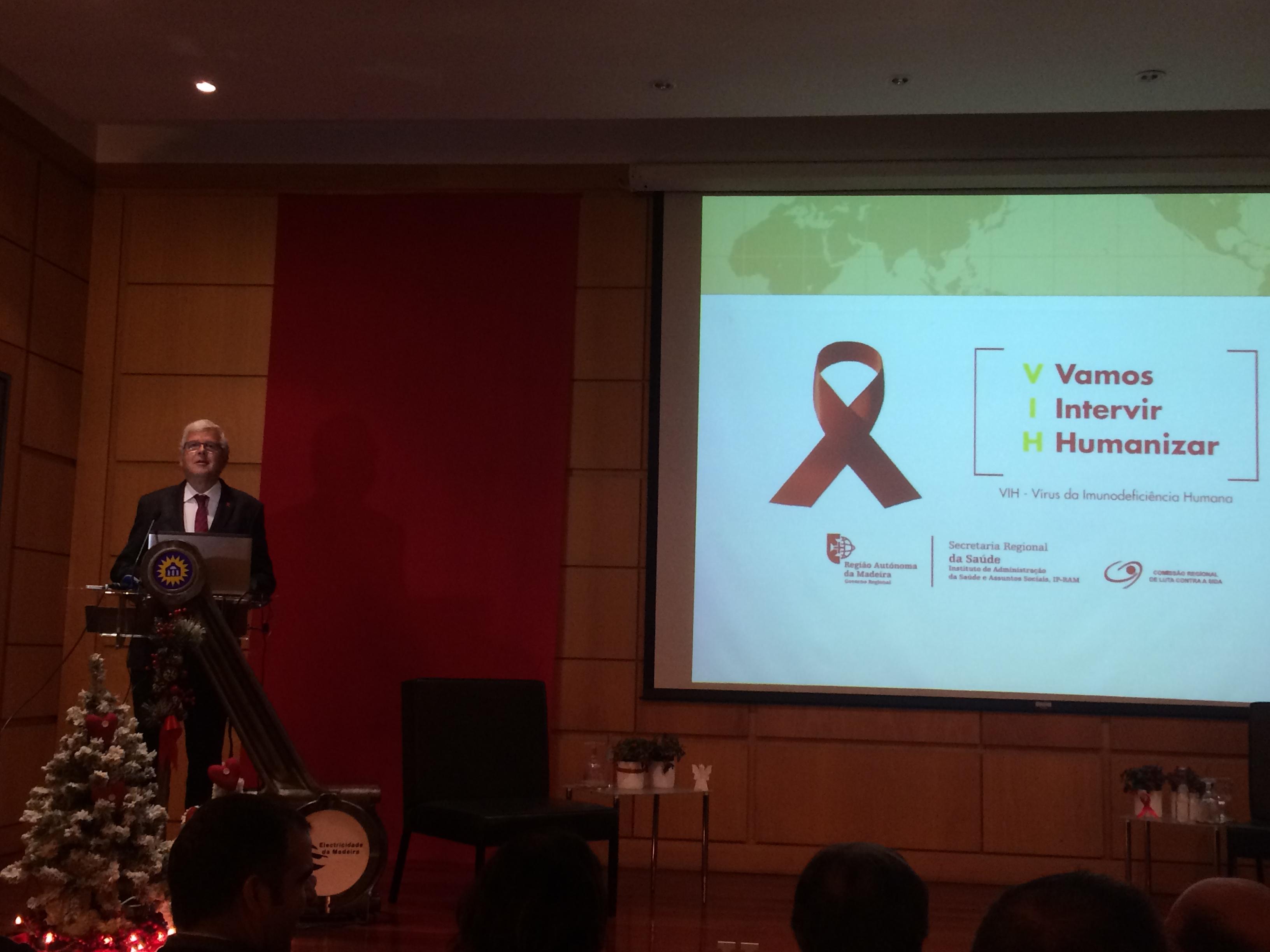 Faria Nunes quer parcerias activas na prevenção da Sida