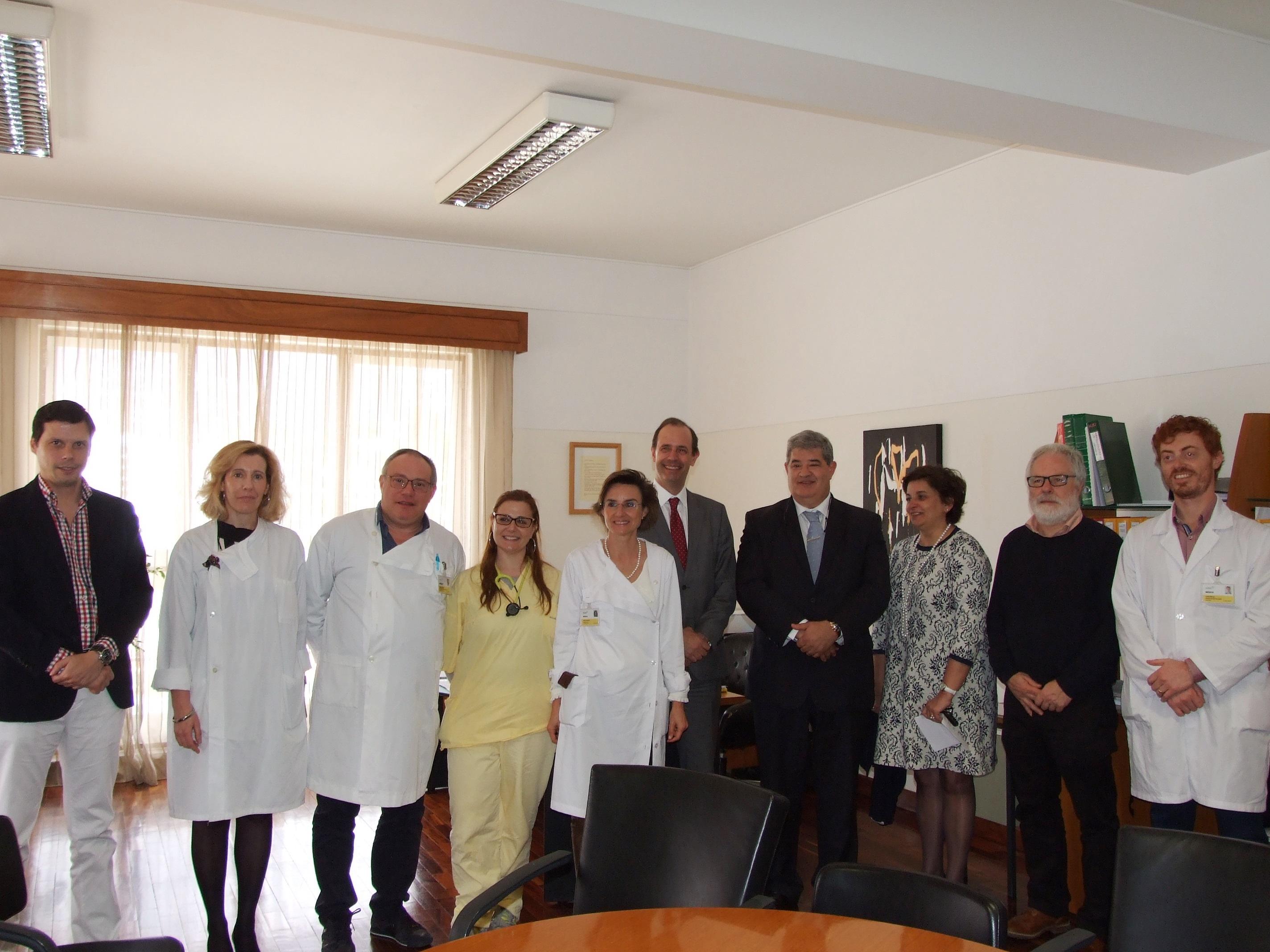Serviço de Hemato-oncologia premiado