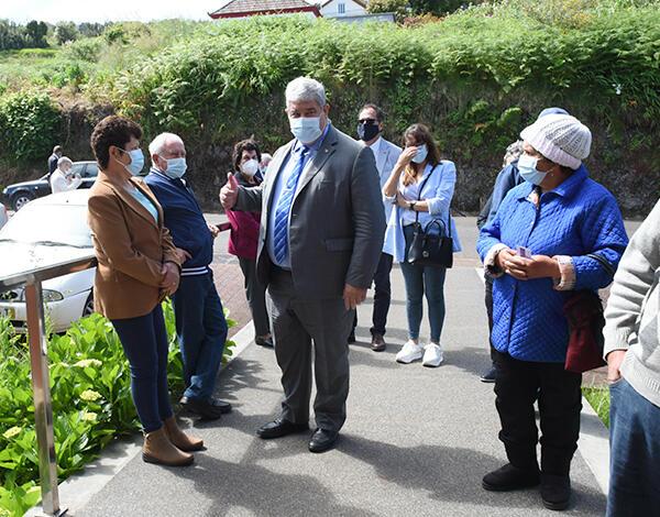 Vacinação contra a COVID-19 no Porto Moniz chega a pessoas com 55 anos