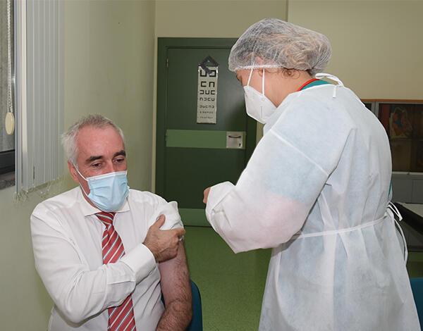 Autoridade de Saúde apela à vacinação contra a gripe nos Centros de Saúde