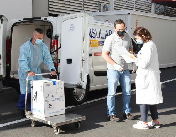 SESARAM recebeu novo lote de vacinas contra a COVID-19
