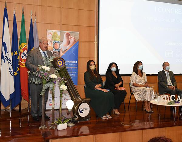 Pedro Ramosdestaca a importância da criaçãodo Centro de Estudos de Bioéticana Madeira