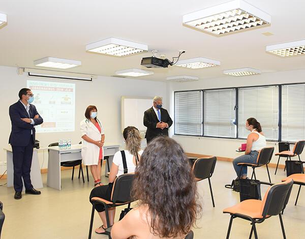 SESARAM promove cursos de primeiros socorros.