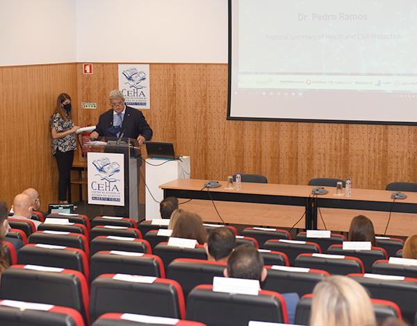 Governo Regional da Madeira entrega prémio para reconhecer a inovação e empreendedorismo em Saúde