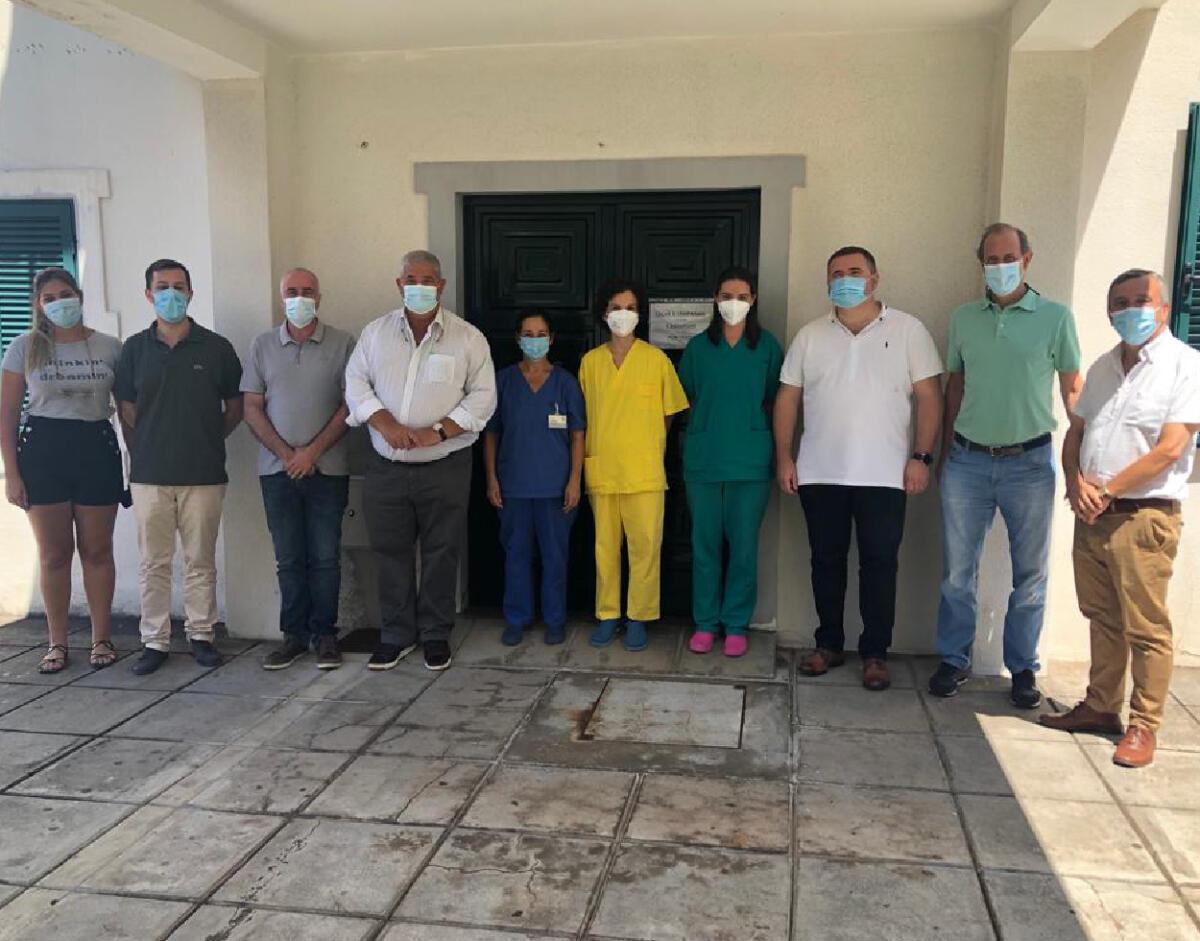 Serviço de Atendimento Urgente do Porto Moniz já está a funcionar até às 22 horas