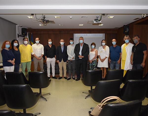 Homenagemà equipa de Ortopedia do Hospital de Santo António, do Porto