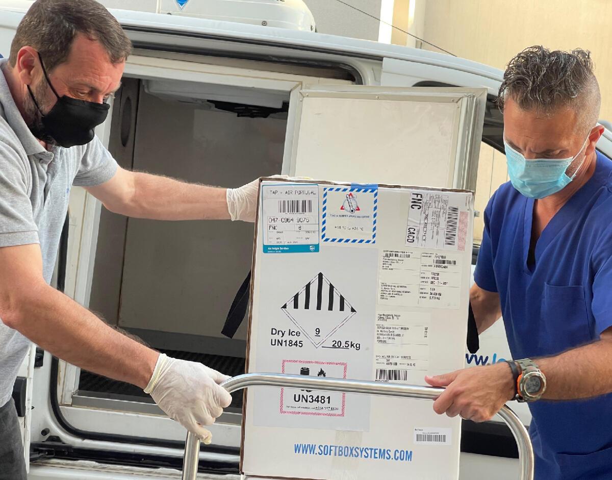 SESARAM recebeu mais 35.100 vacinas contra a COVID-19