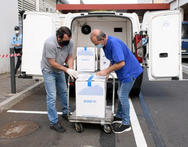 SESARAM recebeu mais 11.700 vacinas contra a COVID-19