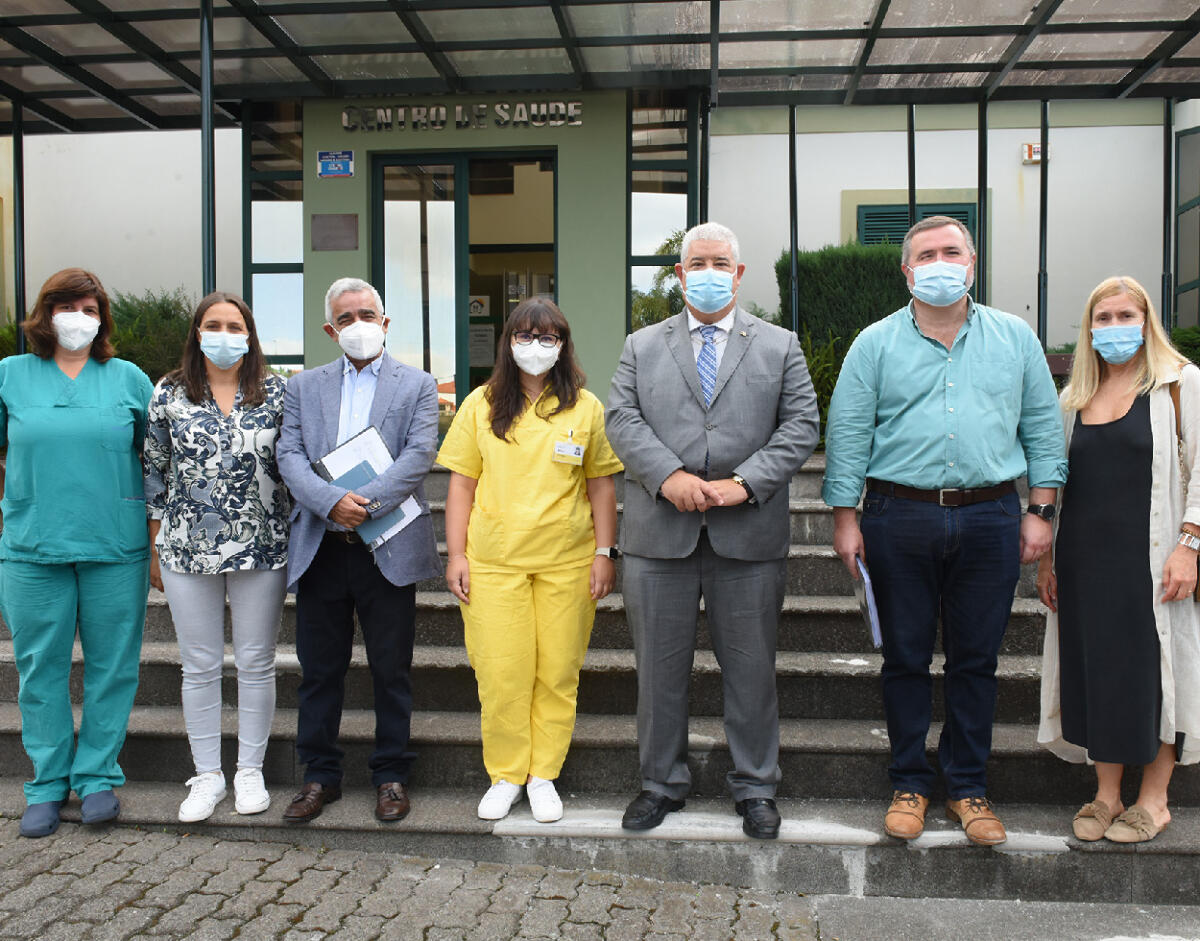 Centro de Saúde dos Canhas reforçou a sua equipacom mais uma médica
