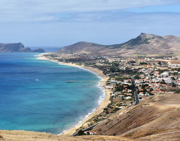Hotel Praia Dourada acolhe pessoas que irão cumprir quarentena no Porto Santo