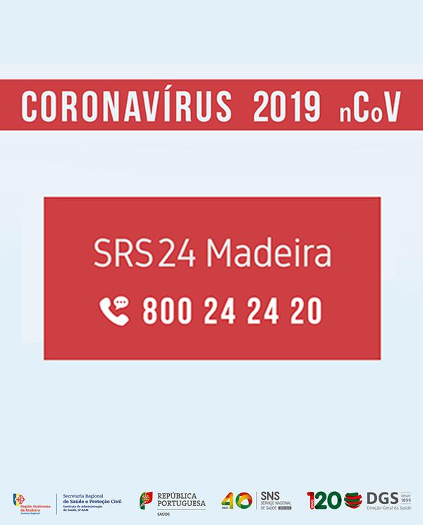 informação Corona Vírus