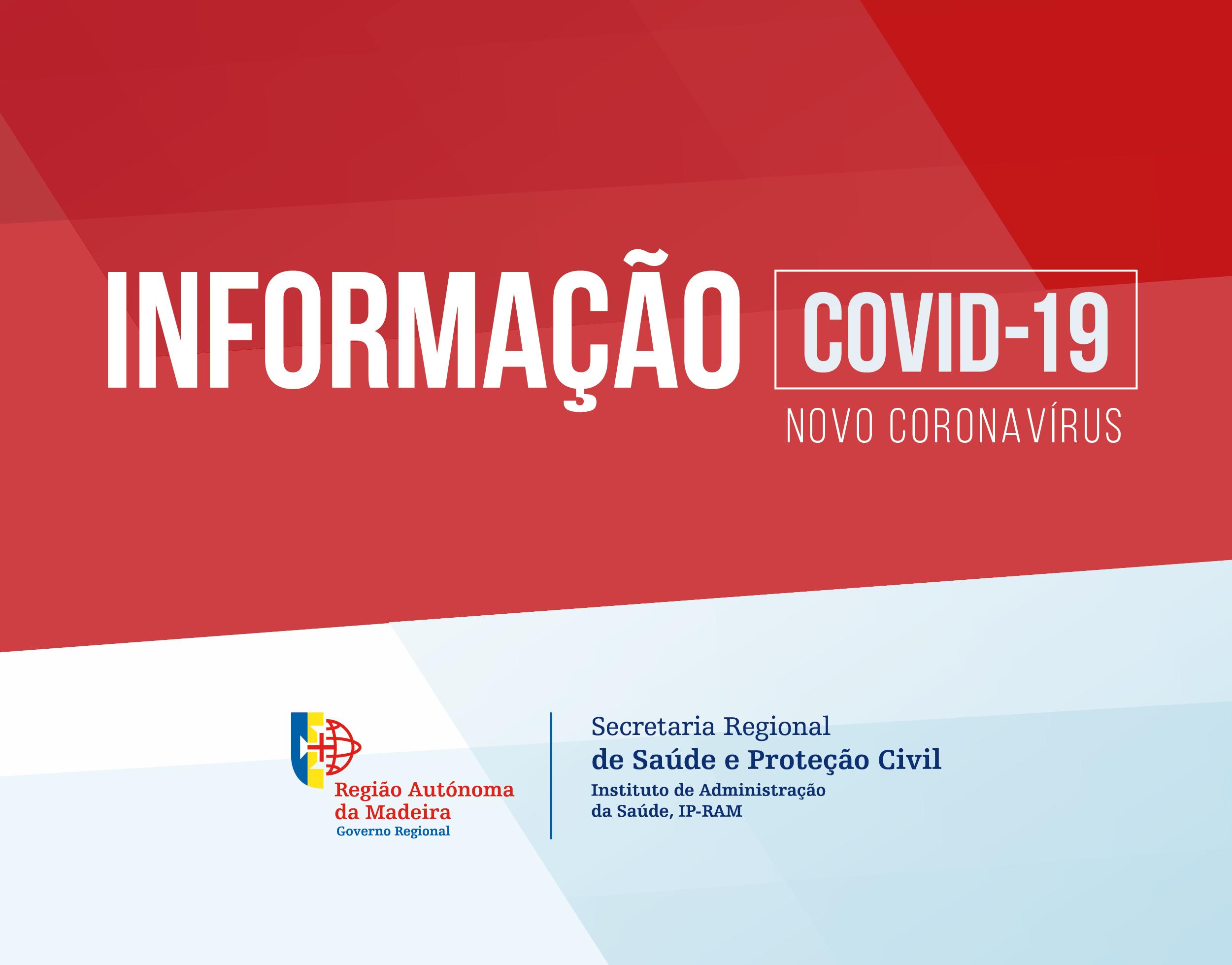 Situação Epidemiológica da COVID-19 na RAM – 20 de novembro de 2020