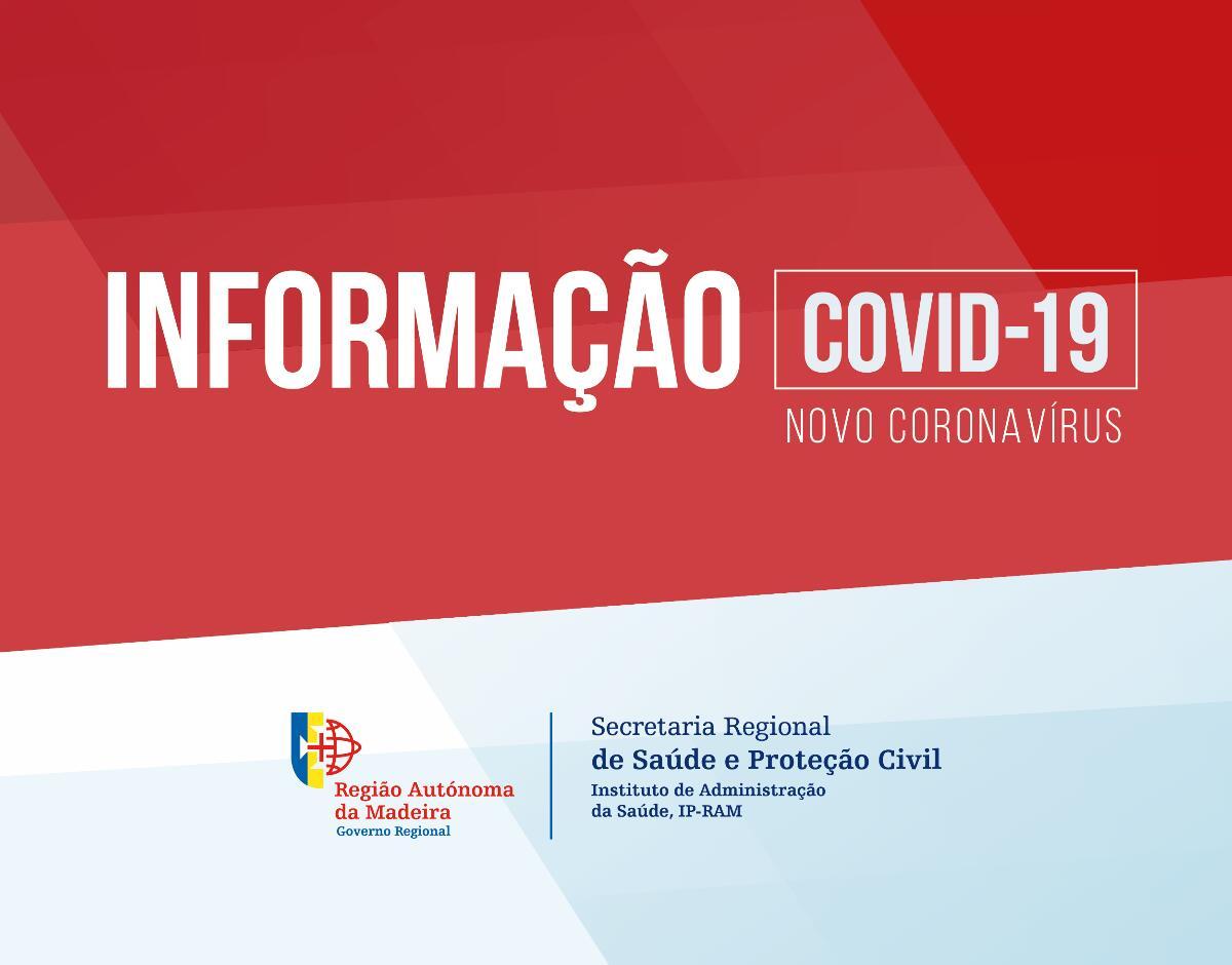 Situação Epidemiológica da COVID-19 na RAM – 20 de outubro de 2020