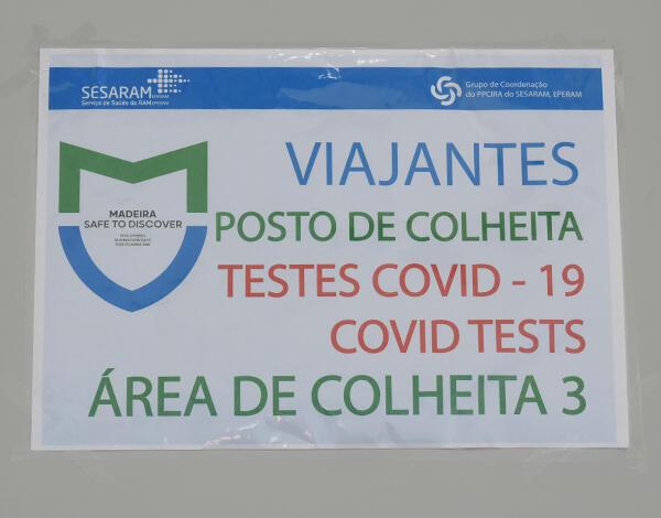 Conselho de Governo aprova a prorrogação da dupla testagem