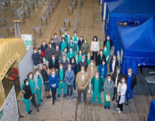 Administradas mais de 324 mil vacinas contra a COVID-19 na RAM