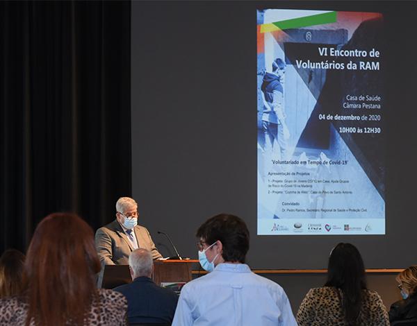 Pedro Ramos enalteceu trabalho dos voluntários