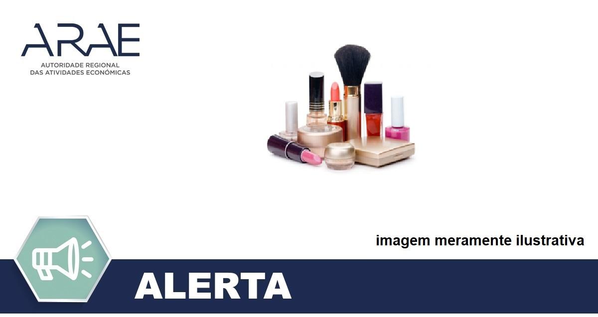 Alerta - Recolha voluntária de produtos cosméticos da marca Plural