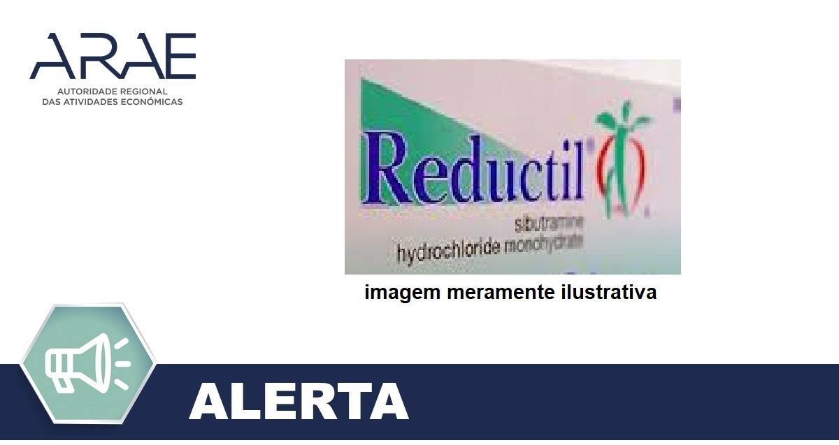 Alerta -  Venda ilegal de medicamentos para emagrecer