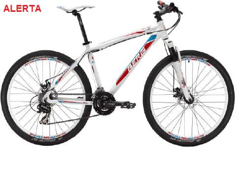 Alerta - Recolha Voluntária de Bicicleta BergCicles