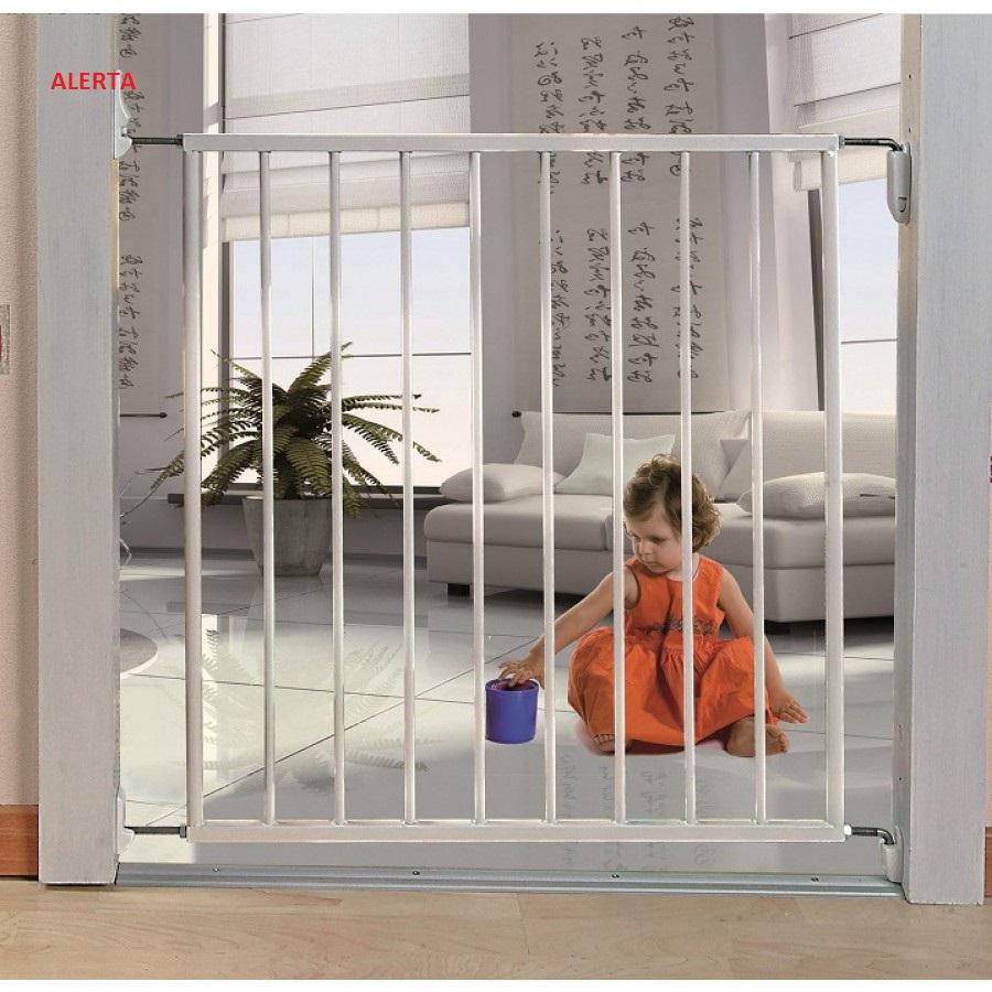 Alerta - Barreiras de Segurança para crianças