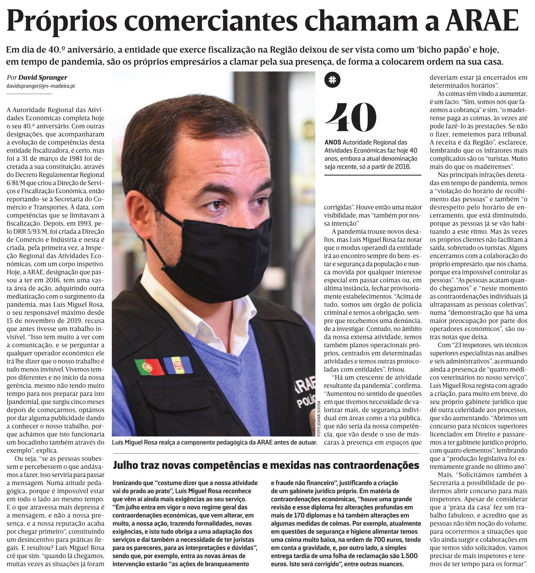 in JM-Madeira, edição de 31/03/2021