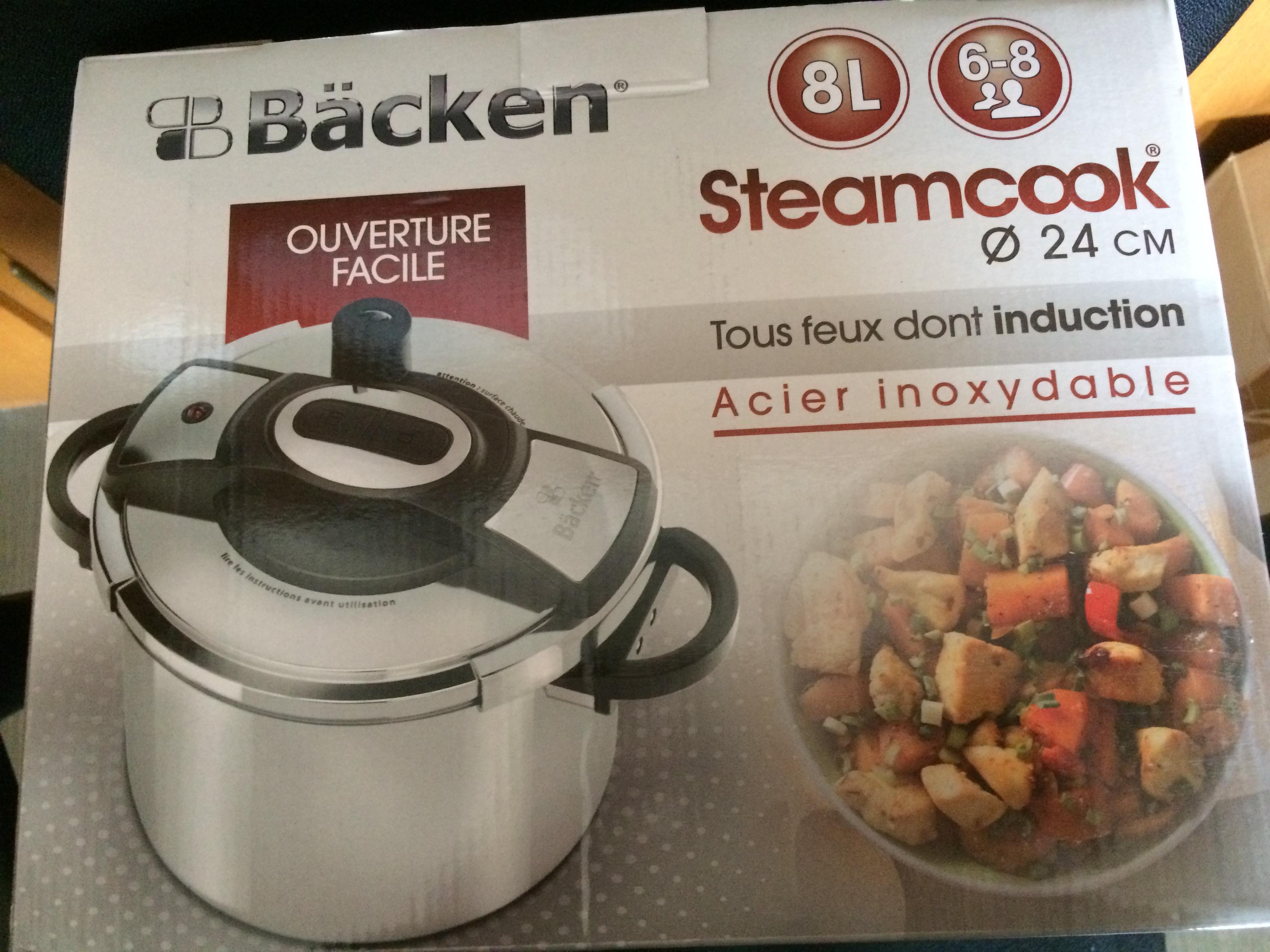 """Alerta ARAE – Acessório de Cozinha – Panela de Pressão """"Bäcken"""""""