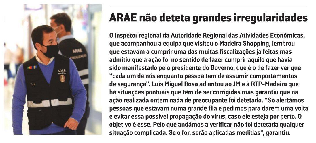 in JM-Madeira, edição de 23/12/2020