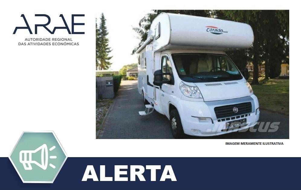 Alerta ARAE – Autocaravanas - Fiat Carado