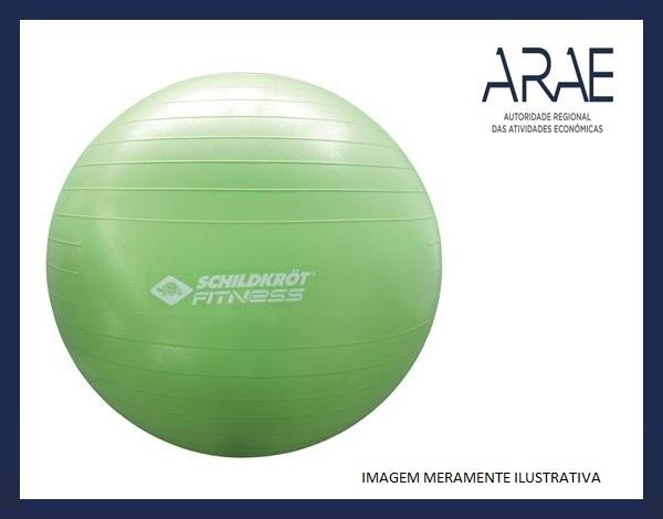 Alerta ARAE – Equipamento de Lazer/ Desportivo – Bola de Pilates