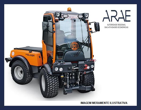 """Alerta ARAE – Veículo Motorizado da marca """"Holder"""" (vários modelos)"""