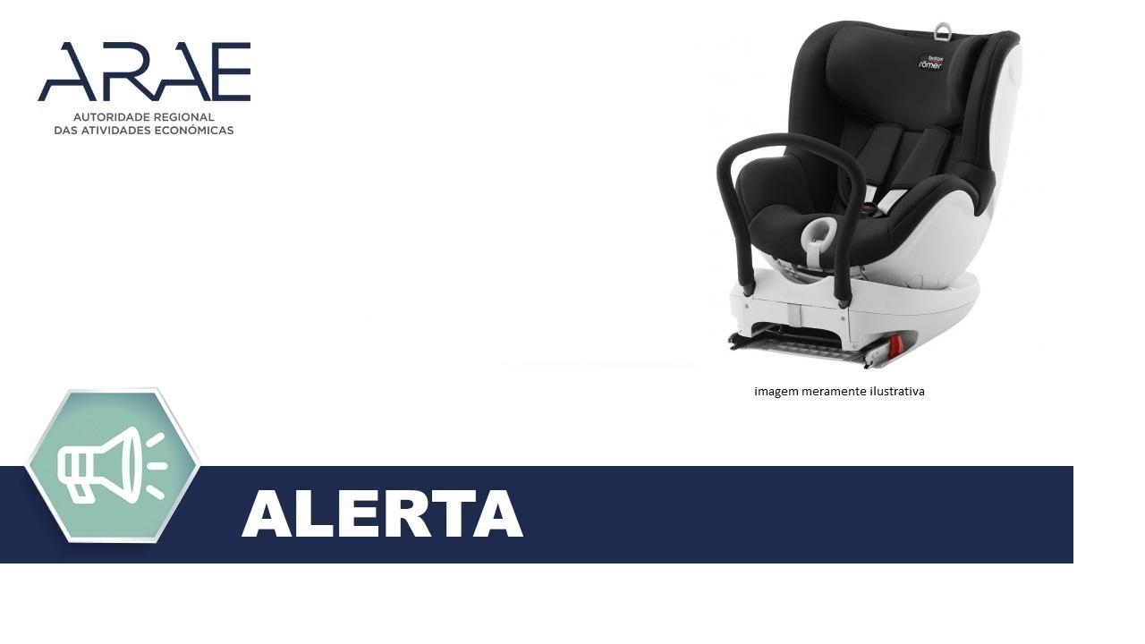 Cadeira de bebé Britax Romer - Dualfix