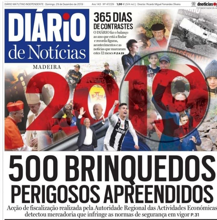 in Diário de Notícias da Madeira