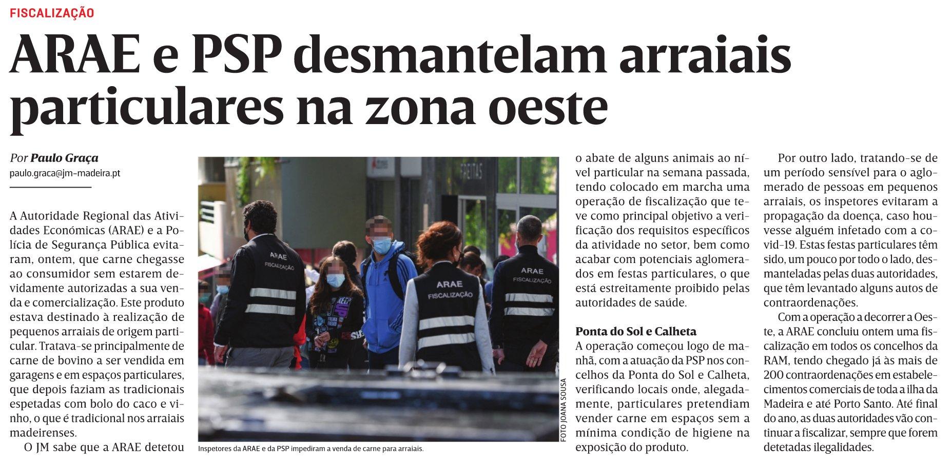 in JM-Madeira, edição de 19/12/2020
