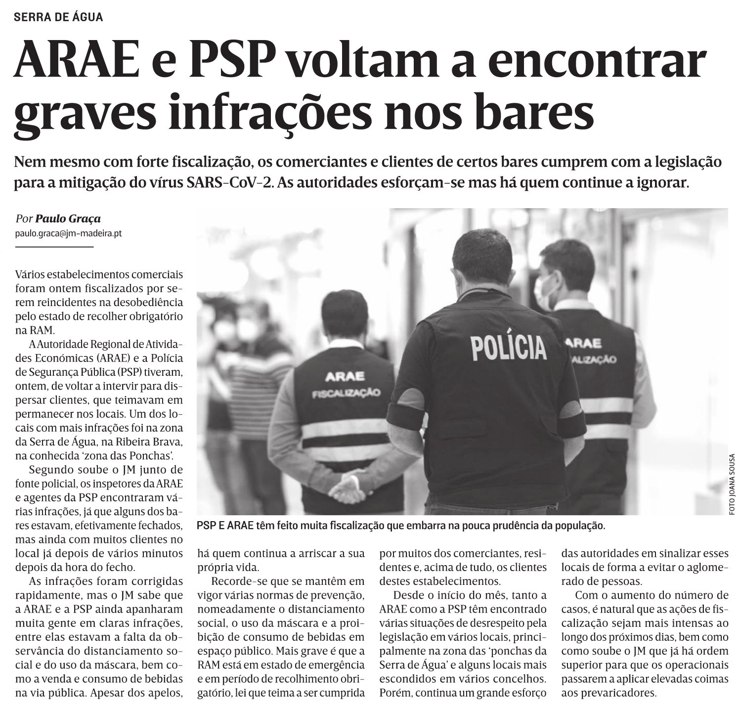in JM-Madeira, edição de 17/01/2021