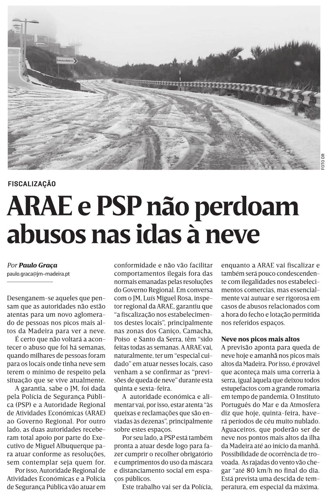 in JM-Madeira, edição de 04/02/2021