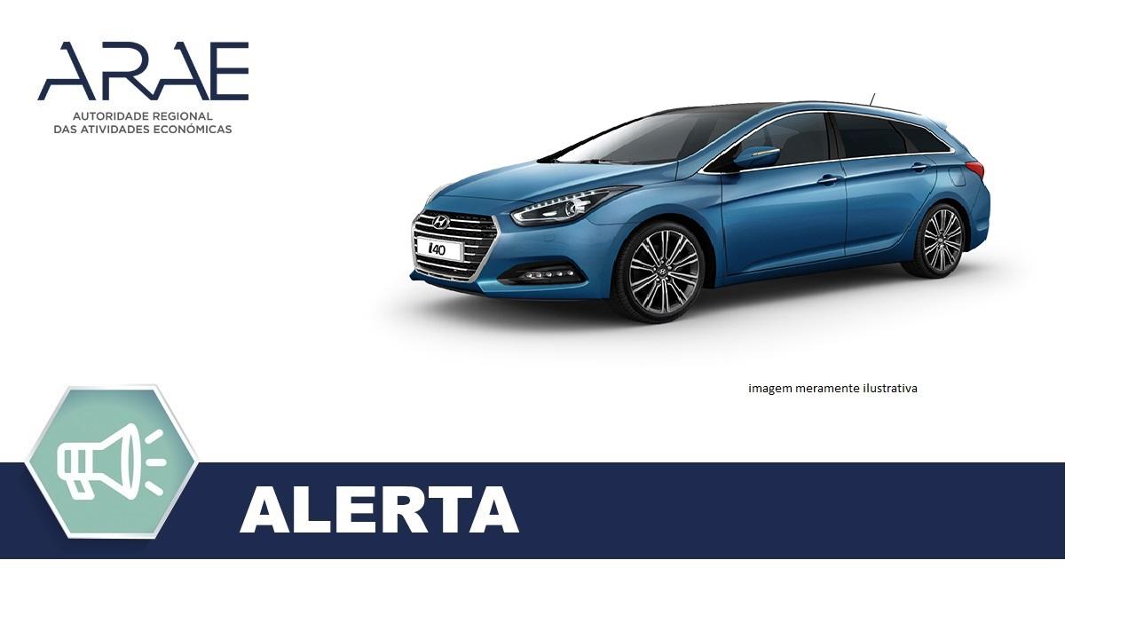 Alerta - Hyundai i40
